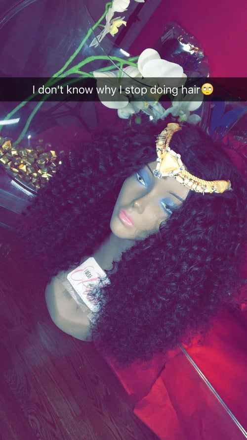 Image of Amour Nubian Curl