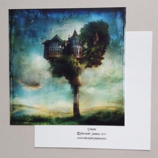 Set of Postcards nr:3 - Alexander Jansson Shop