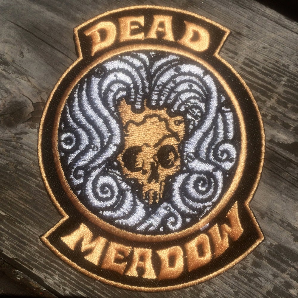 Image of Tentacle Skull Patch