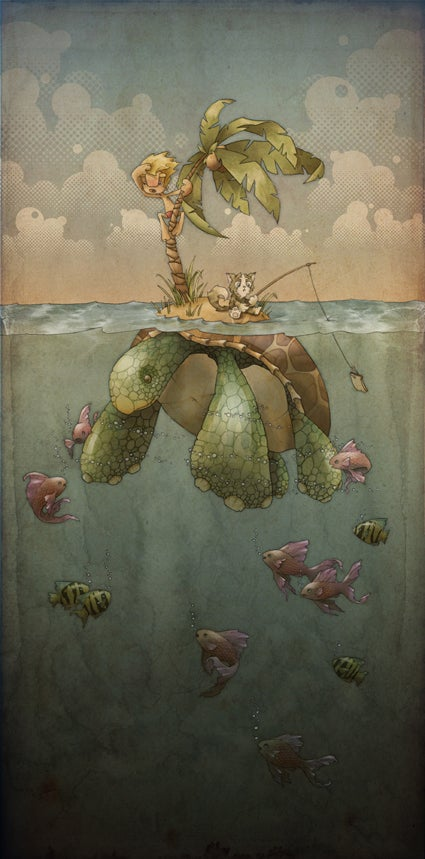 Image of Turtle Island