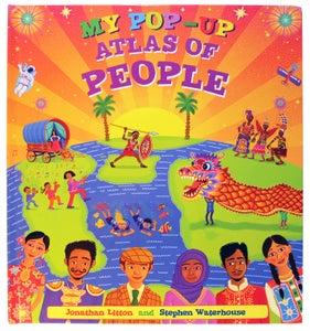 Image of My Pop-Up People Atlas