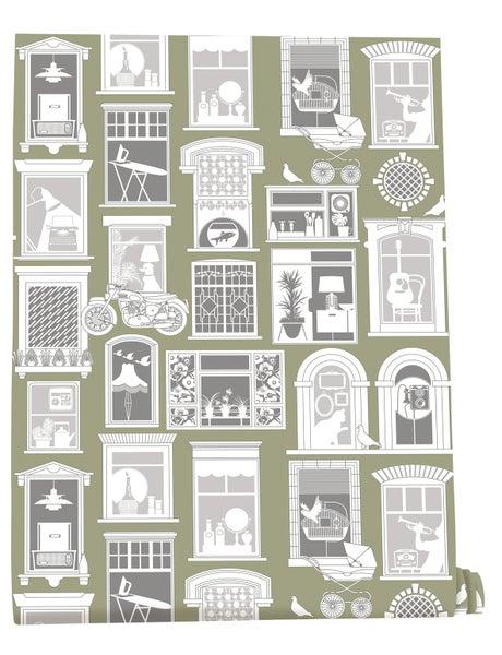 Image of One Day Wallpaper - British Lichen