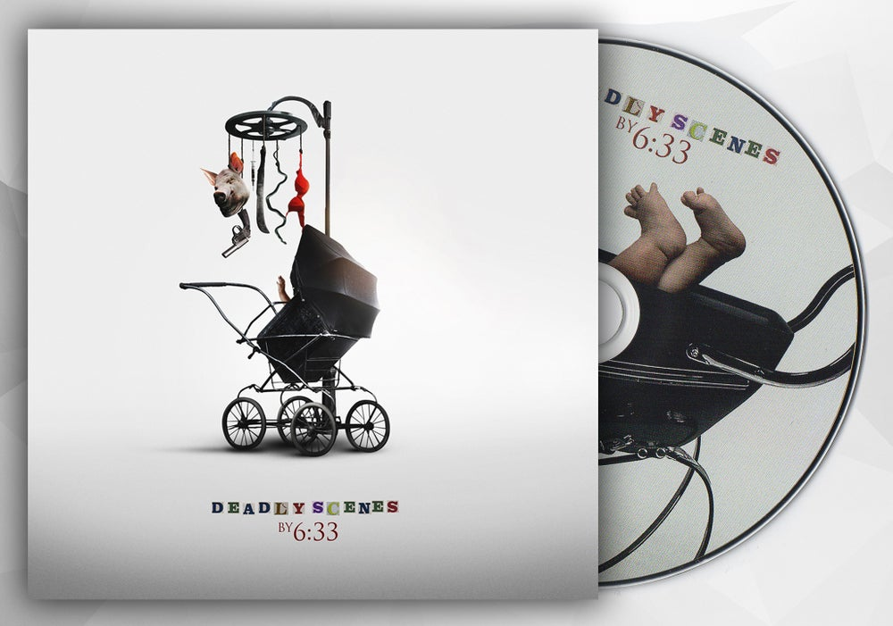 """Image of """"DEADLY SCENES"""" CD"""