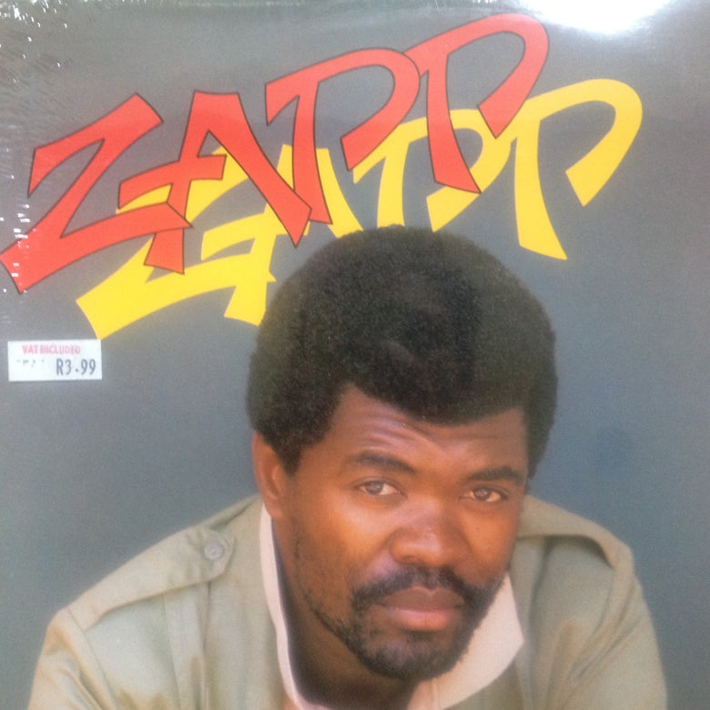 Image of zapp - woza year 2000