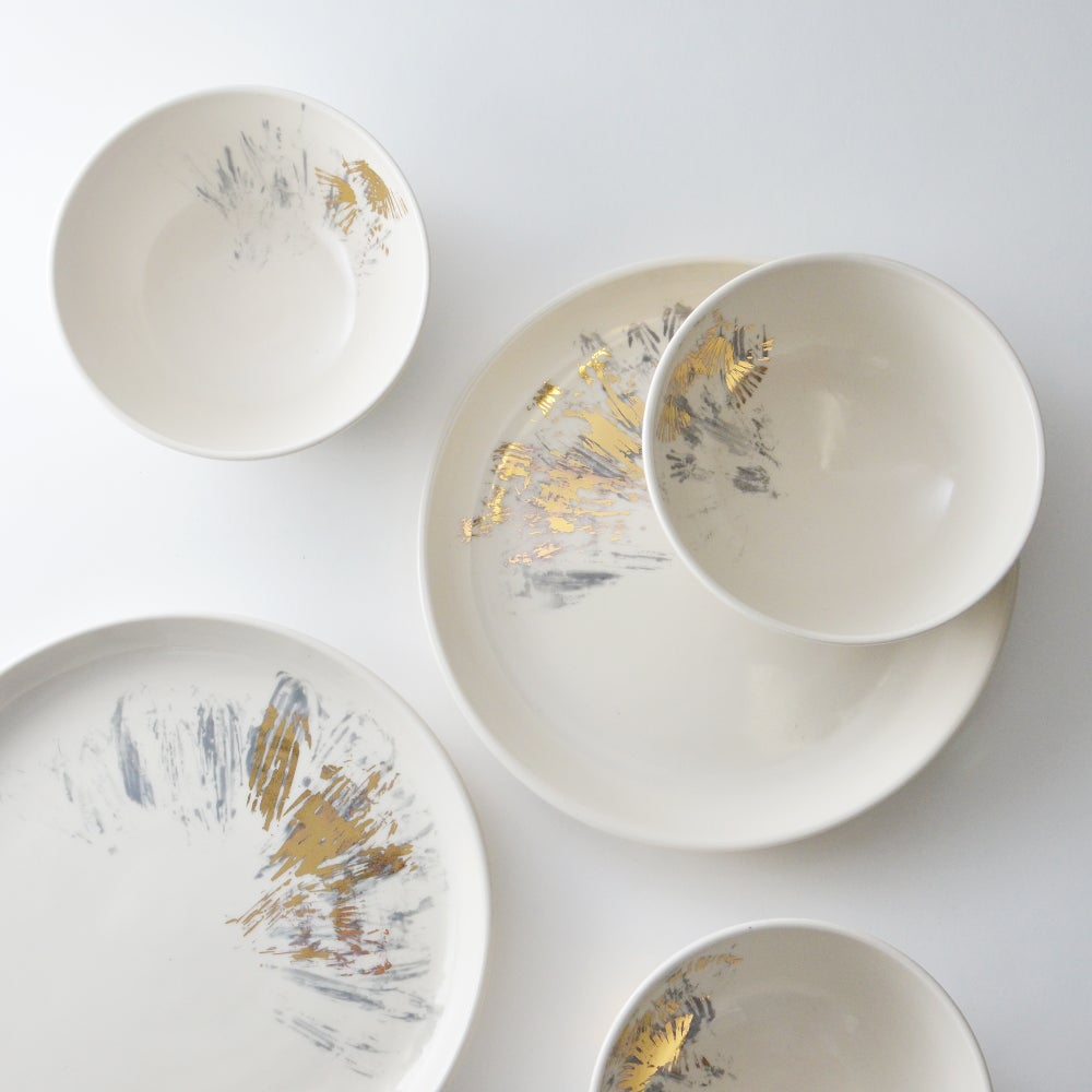 Image of set of 2 cereal bowls
