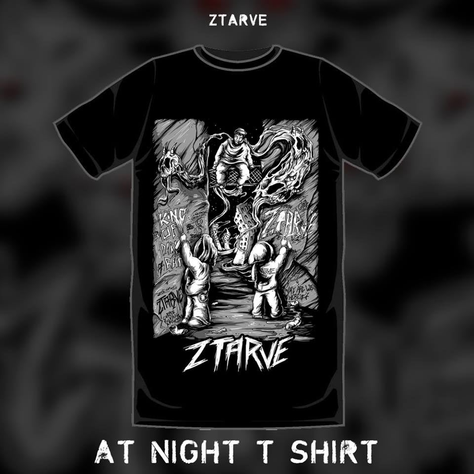 Image of Ztarve - Alley way Shirt