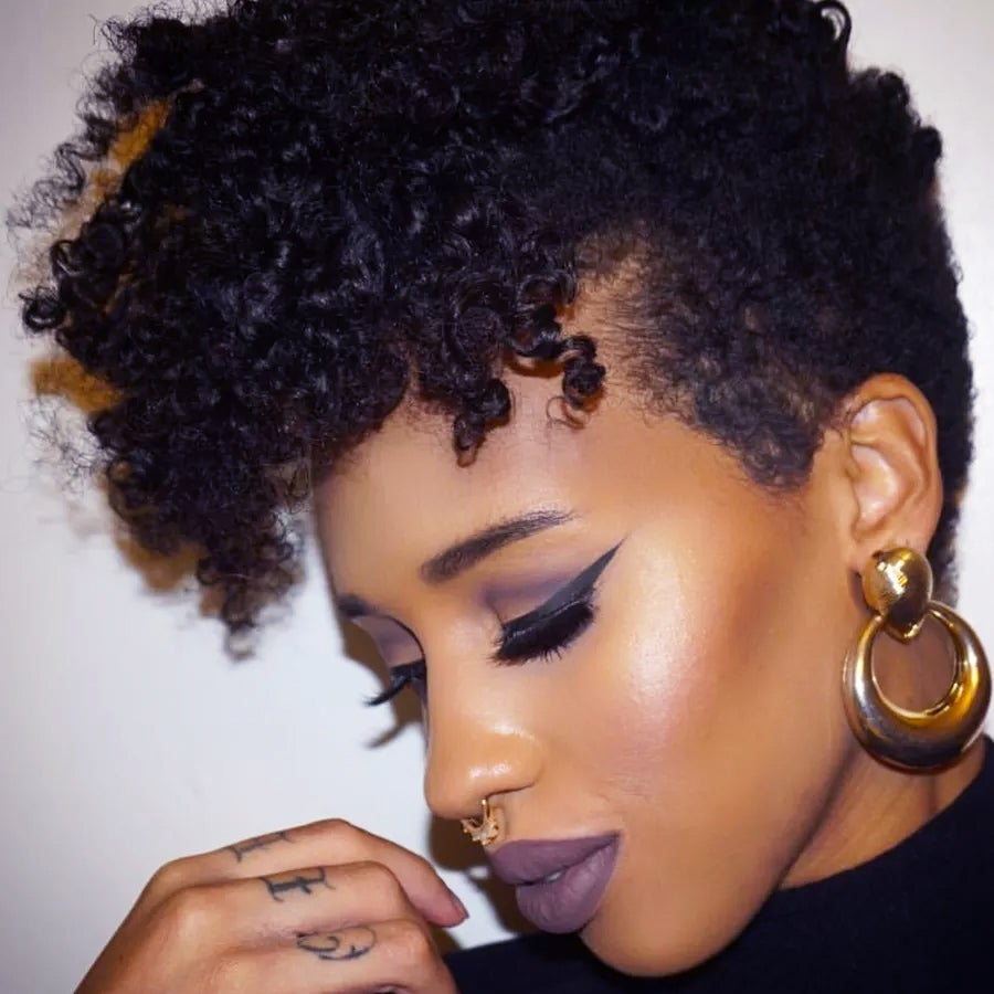 Natural Products For Big Chop