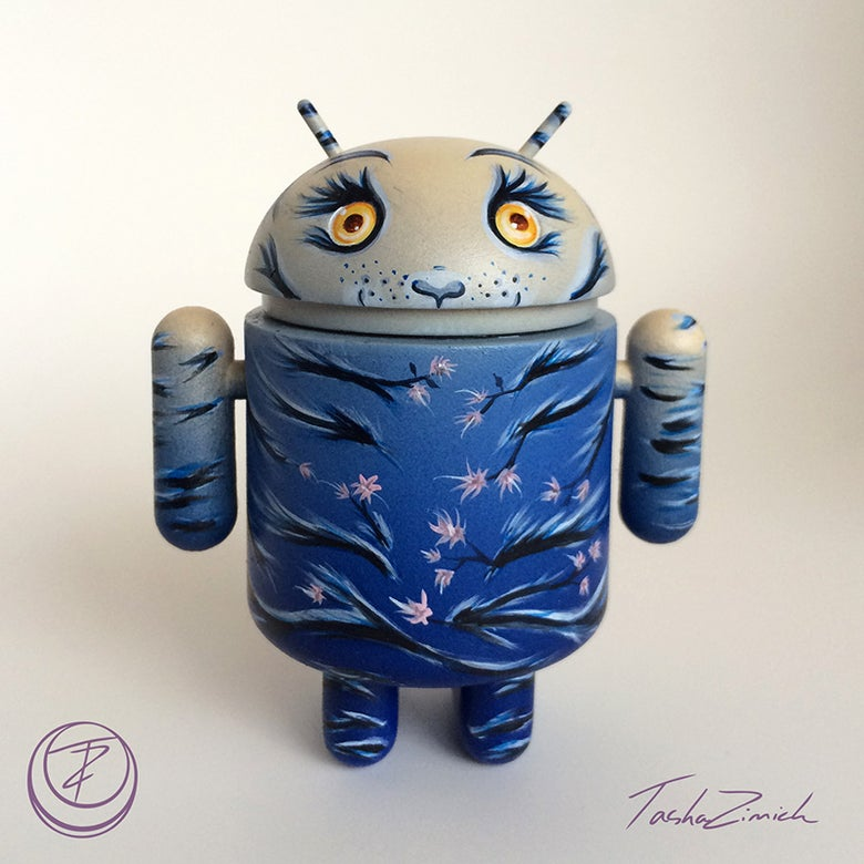 Image of Moonlit Tiger Android