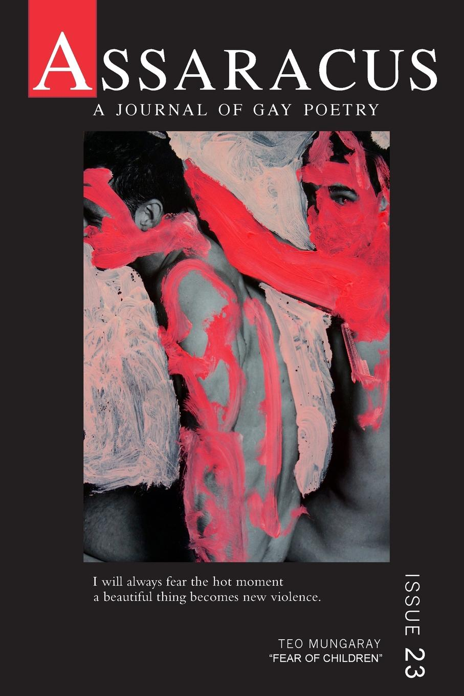Image of Assaracus Issue 23: A Journal of Gay Poetry (Brusa, Guzmán, Mungaray)