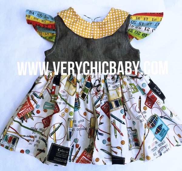 Image of Back to School Simple Tunic