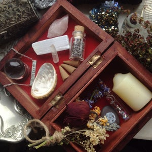 Image of Witch's Spell Box