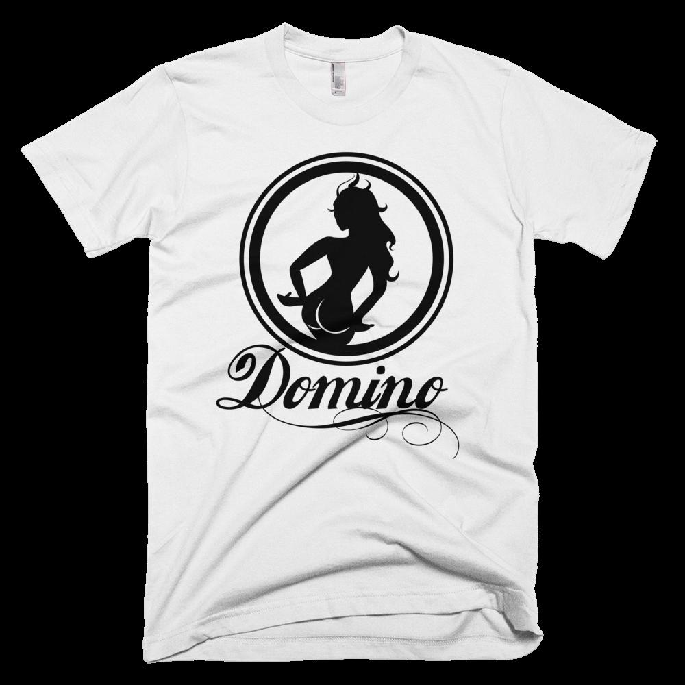 Image of WHITE DOMINO T-SHIRT