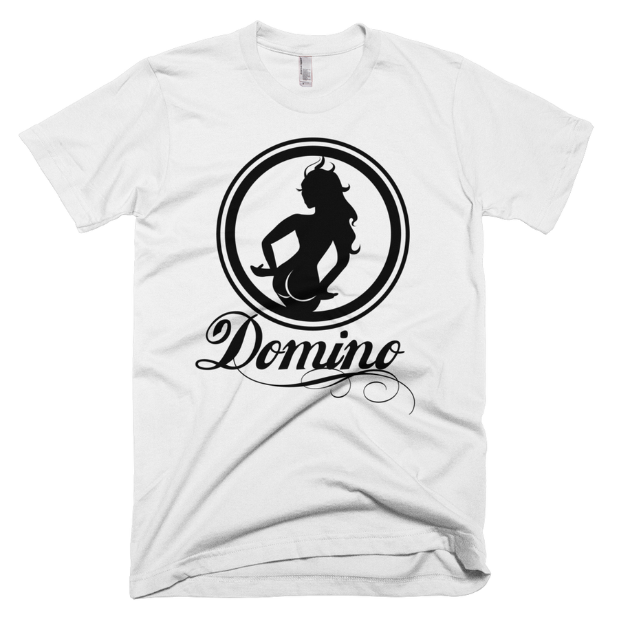 Image of WHITE DOMINO T-SHIRT
