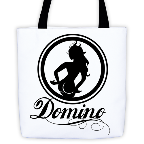 Image of DOMINO TOTE BAG #1