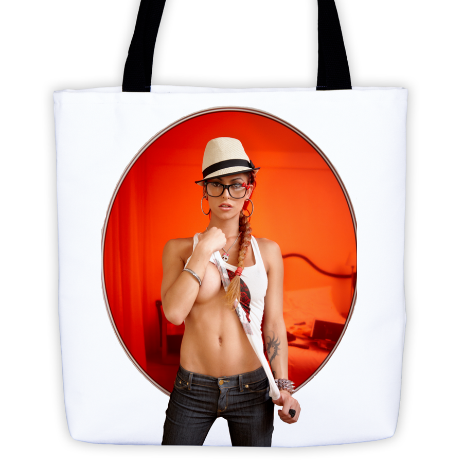 Image of DOMINO TOTE BAG #3