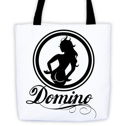 Image of DOMINO TOTE BAG #3