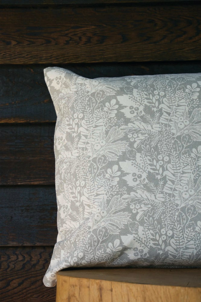 Image of Winter Foliage - Cushion Covers