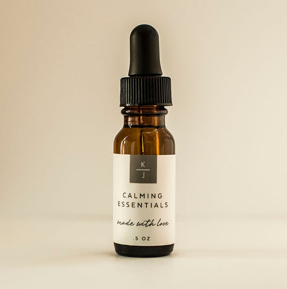 Image of Calming Essential Oil