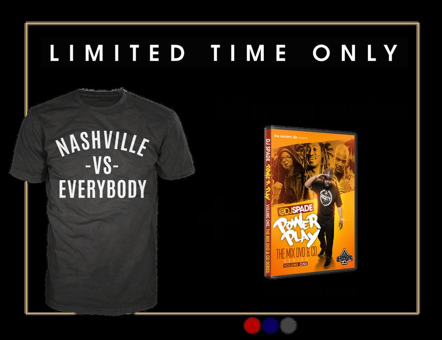 Image of Nashville vs Everybody