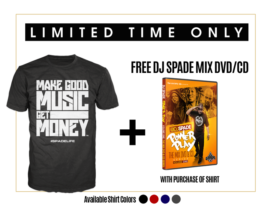 Image of Make Good Music Get Money