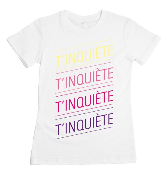 Image of T'inquiete Summer 16