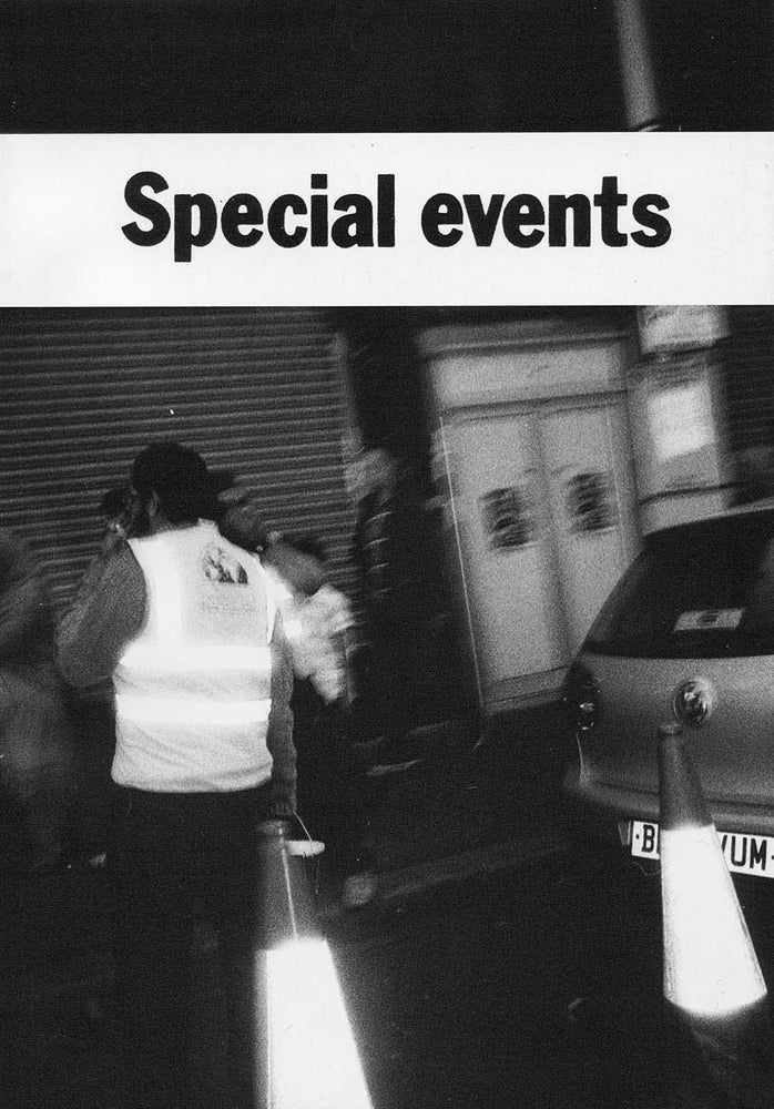 Image of Special Events