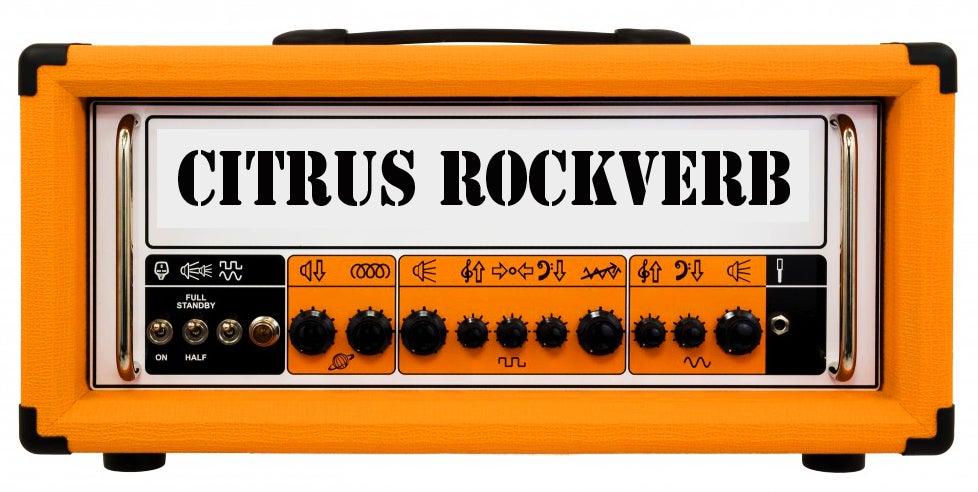 Image of Citrus Rockverb 50 mkIII