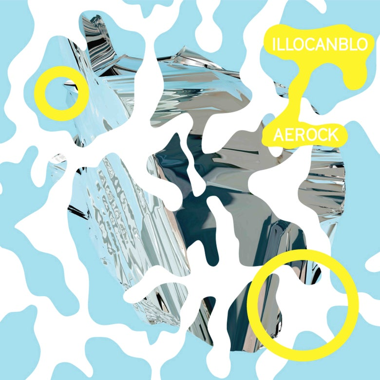 Image of Illocanblo - Aerock (Vinyl & Download)