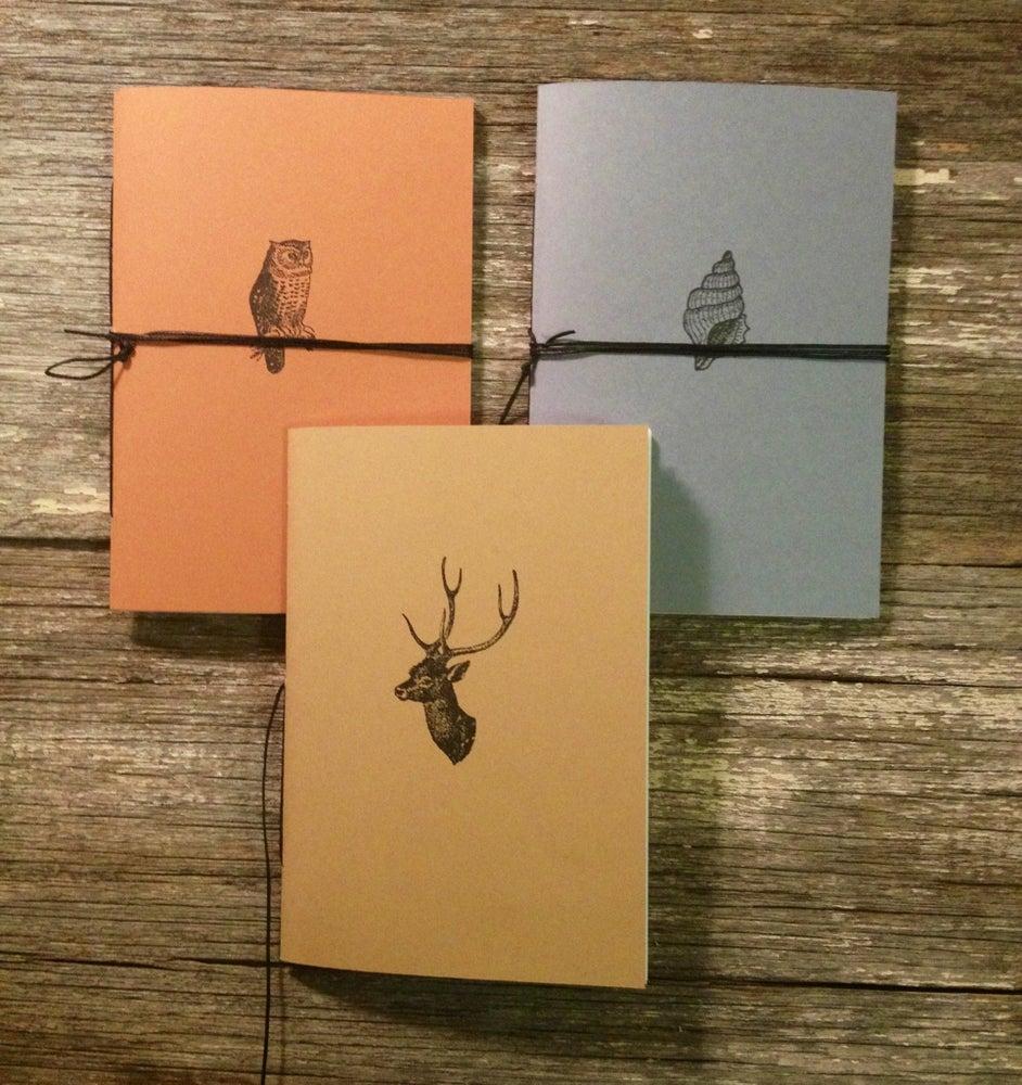 Image of Petit Cahier - nature series