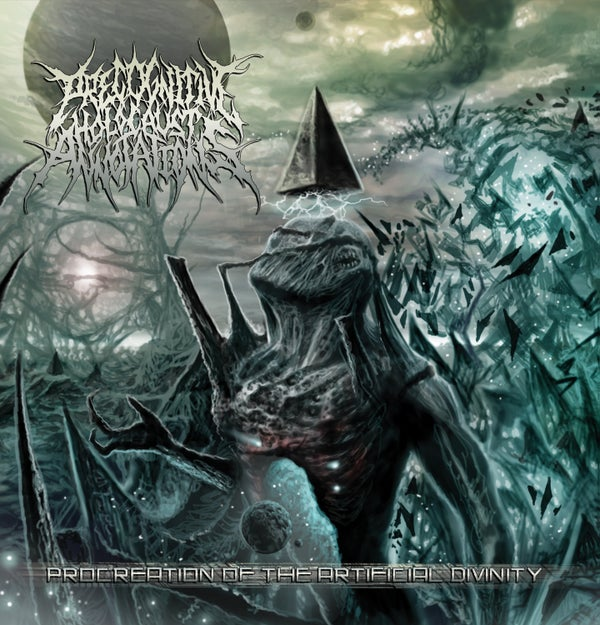 Image of Precognitive Holocaust Annotations - Procreation of the artificial Divinity - CD Digipack