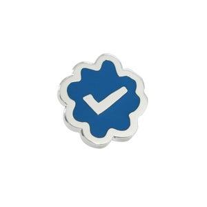 Image of Verified Enamel Pin