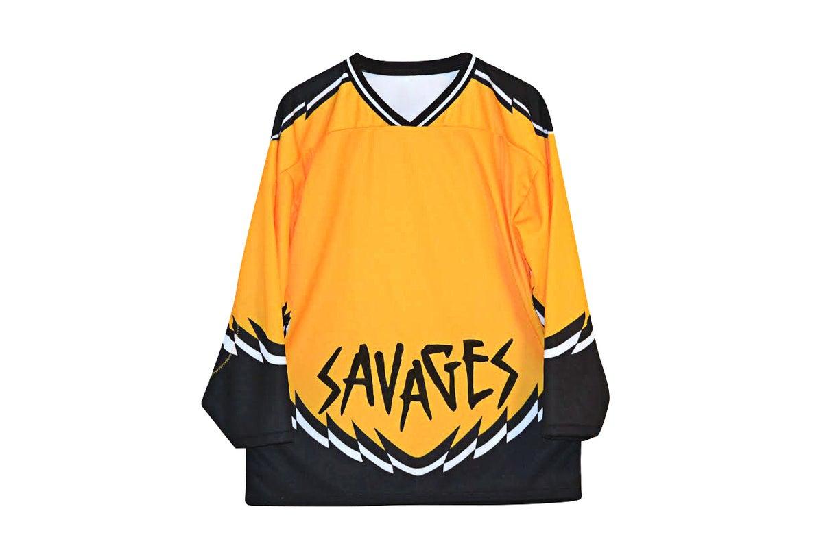 "Image of ""ShockWave"" Hockey Jersey"
