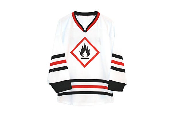 "Image of ""Fuego"" Hockey Jersey"