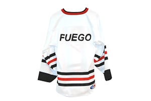 "Image of ""Fuego"" Hockey Jersey"