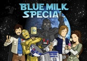 Image of Blue Milk Special Group Print 2