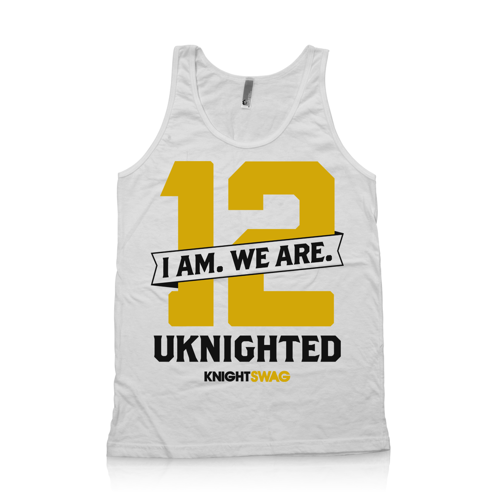 Image of 12th Man UKNIGHTED TANK