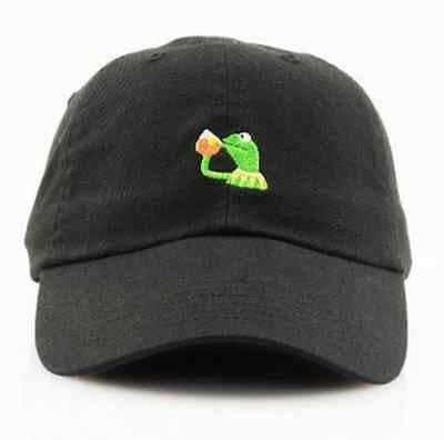 Image of 'SIPPING TEA' DAD HAT