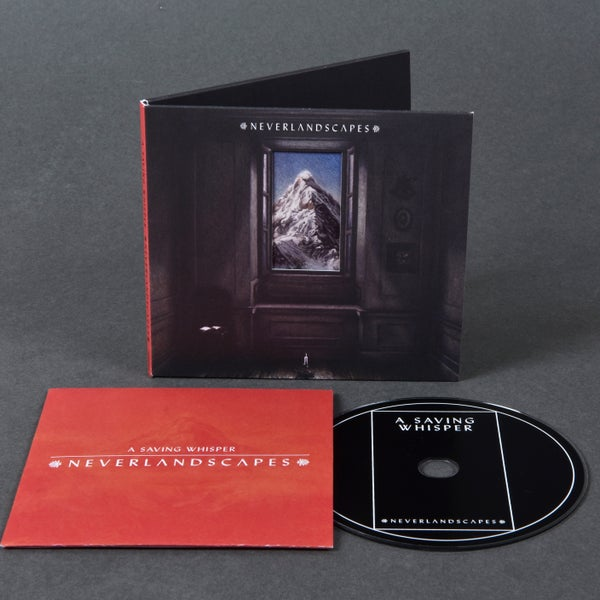 Image of NEVERLANDSCAPES CD // Digisleeve