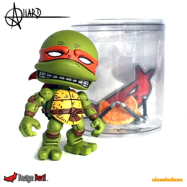 Image of Comic Detail Custom Mikey