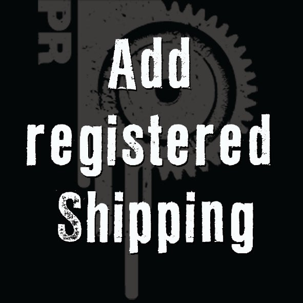 Image of Add Registred Shipping