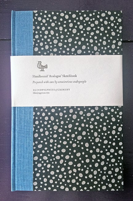 Image of Handbound Sketchbook