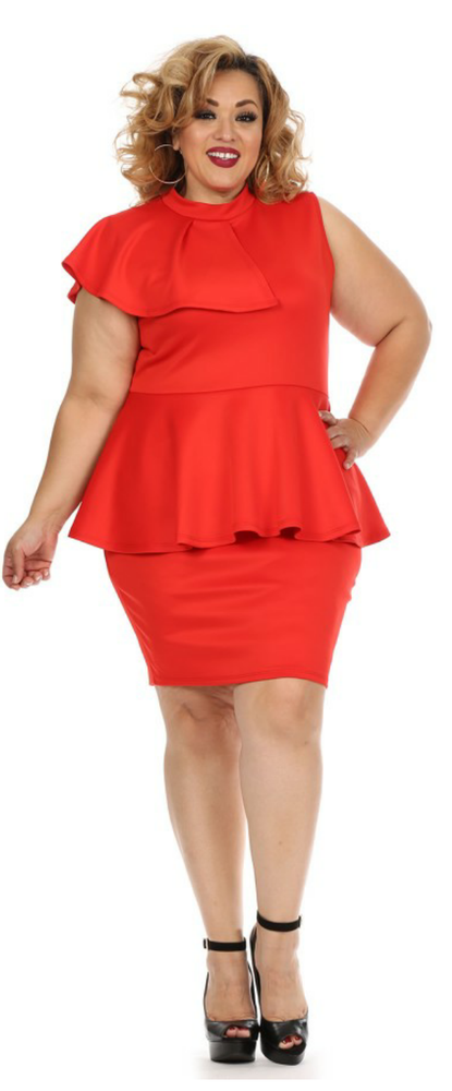 Image of Red Haute