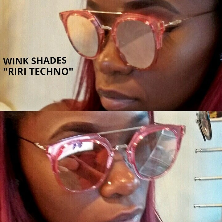 Image of RIRI | ELEKTRONIKA TECHNO MIRRORED FRAMES