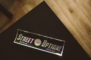 Image of ストリートオプションチームスリック | Street Option Team Oil Slick 「limited」