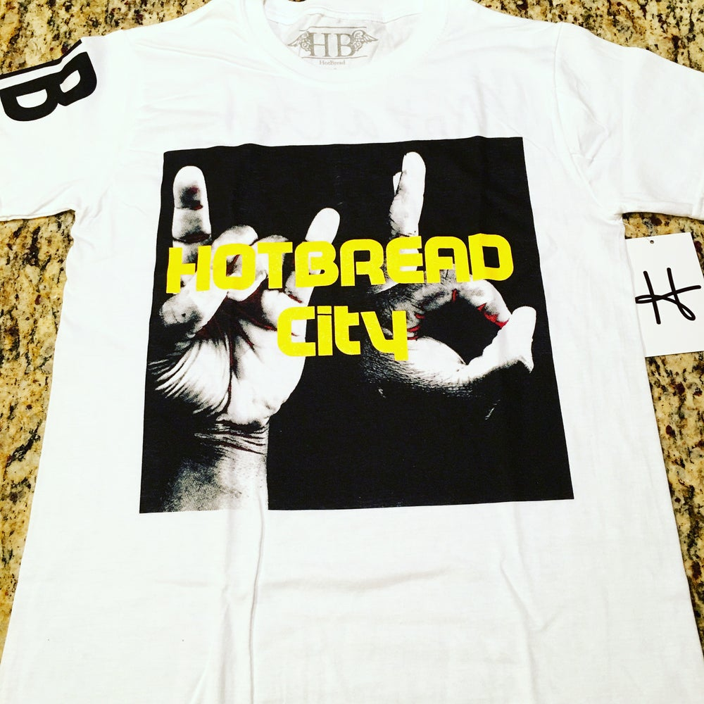 Image of HotBread city signs tee