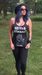 Image of Witch Please Racerback Tank