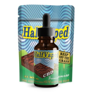 Image of Half Vaped CBD