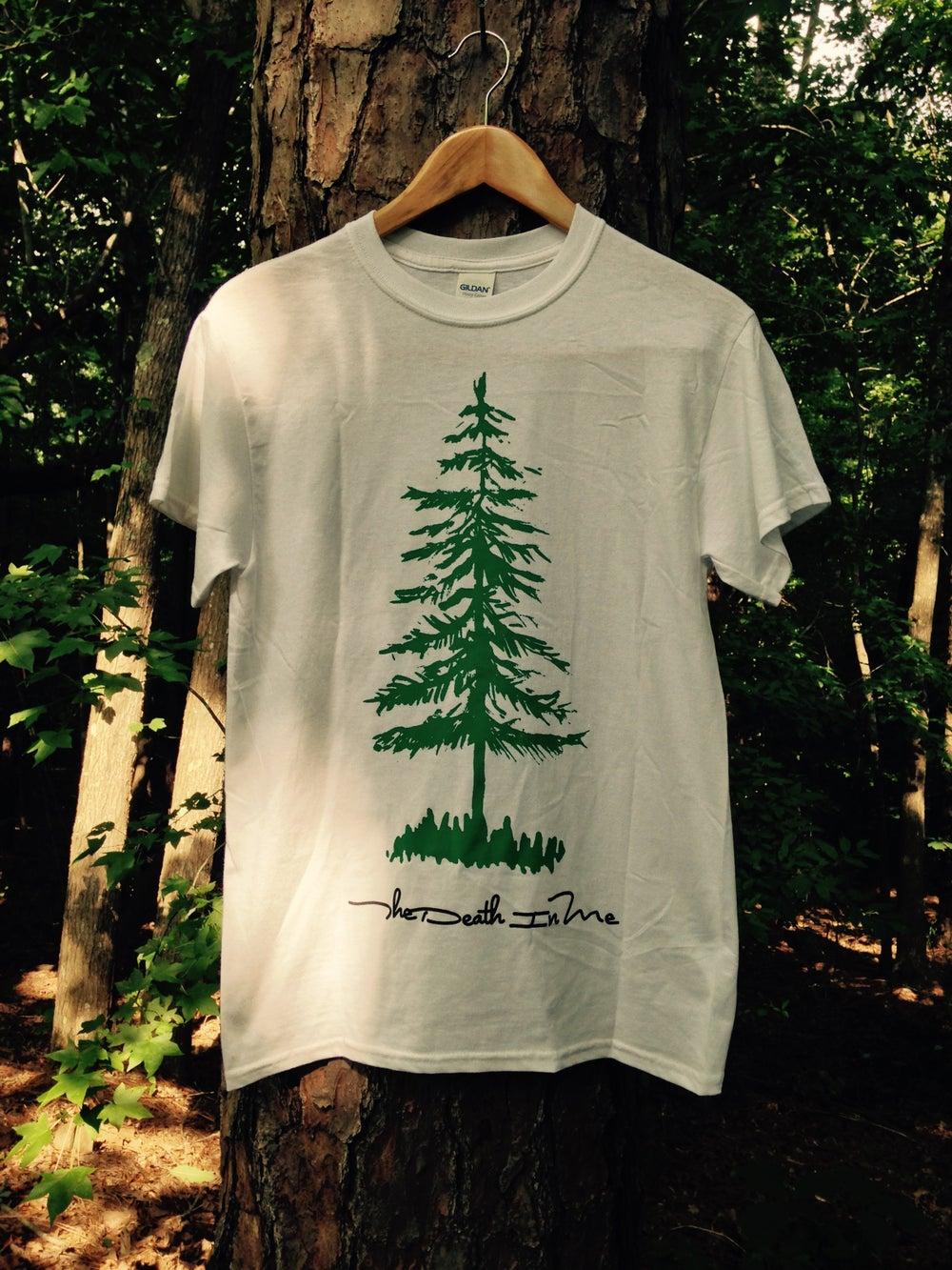 """Image of """"Album Tree"""" Tee (White)"""