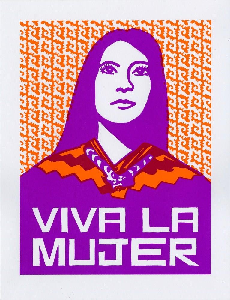 Image of Viva La Mujer (Small, 2016)