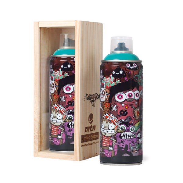 Image of MTN ( Montana Colors Spain) Limited Edition can